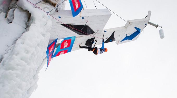 UIAA Ice Climbing World Cup, Rabenstein (Italy), 26.01.2018