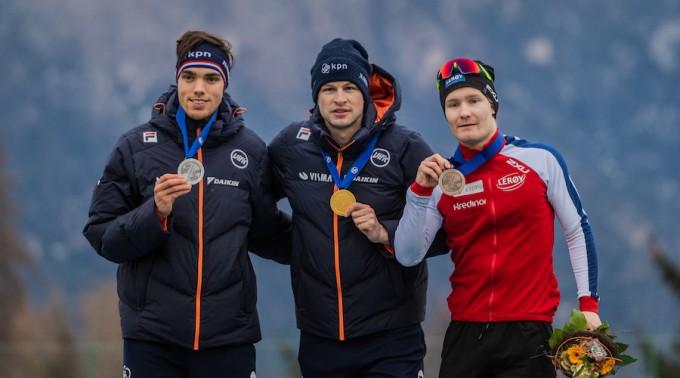 Roest_Kramer_Pedersen_ISU_European_Speed_Skating_Championships_13_01_2019