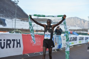 Atletica leggera, Boclassic, Bolzano 31 dicembre 2020 © foto Mosna
