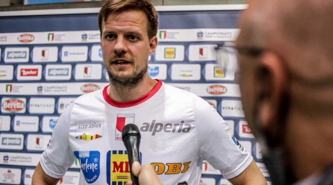 Sporcic_Mario_Trainer_allenatore_SSV_Loacker_Bozen_Volksbank_Credits_Paolo_Savio
