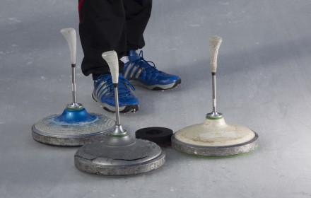 Eisstock Weltmeisterschaft 2016 Ritten Arena